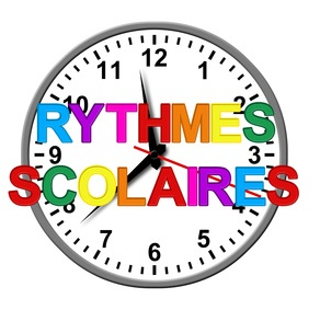 ryhtmes scolaires